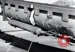 Image of V-1 rocket launch rail Germany, 1942, second 49 stock footage video 65675030738