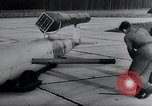 Image of V-1 Fi103 flying bomb parts Germany, 1942, second 40 stock footage video 65675030739