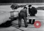 Image of V-1 Fi103 flying bomb parts Germany, 1942, second 45 stock footage video 65675030739
