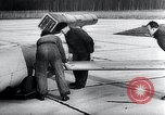 Image of V-1 Fi103 flying bomb parts Germany, 1942, second 50 stock footage video 65675030739