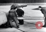 Image of V-1 Fi103 flying bomb parts Germany, 1942, second 53 stock footage video 65675030739