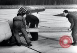 Image of V-1 Fi103 flying bomb parts Germany, 1942, second 54 stock footage video 65675030739