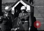 Image of Military Police Nuremberg Germany, 1946, second 16 stock footage video 65675030752