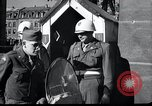 Image of Military Police Nuremberg Germany, 1946, second 17 stock footage video 65675030752