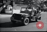 Image of Military Police Nuremberg Germany, 1946, second 31 stock footage video 65675030752
