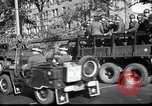 Image of Military Police Nuremberg Germany, 1946, second 33 stock footage video 65675030752