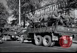 Image of Military Police Nuremberg Germany, 1946, second 36 stock footage video 65675030752