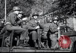 Image of Military Police Nuremberg Germany, 1946, second 39 stock footage video 65675030752
