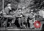 Image of Military Police Nuremberg Germany, 1946, second 40 stock footage video 65675030752