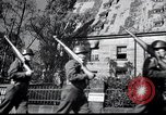 Image of Military Police Nuremberg Germany, 1946, second 43 stock footage video 65675030752