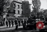 Image of Military Police Nuremberg Germany, 1946, second 46 stock footage video 65675030752