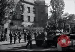 Image of Military Police Nuremberg Germany, 1946, second 48 stock footage video 65675030752