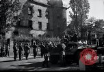 Image of Military Police Nuremberg Germany, 1946, second 49 stock footage video 65675030752