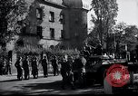 Image of Military Police Nuremberg Germany, 1946, second 50 stock footage video 65675030752