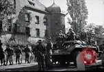 Image of Military Police Nuremberg Germany, 1946, second 54 stock footage video 65675030752
