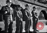 Image of Military Police Nuremberg Germany, 1946, second 59 stock footage video 65675030752