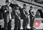 Image of Military Police Nuremberg Germany, 1946, second 61 stock footage video 65675030752
