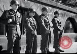 Image of Military Police Nuremberg Germany, 1946, second 62 stock footage video 65675030752