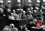 Image of Nuremberg trials Nuremberg Germany, 1946, second 13 stock footage video 65675030757
