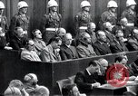 Image of Nuremberg trials Nuremberg Germany, 1946, second 14 stock footage video 65675030757