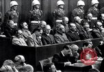 Image of Nuremberg trials Nuremberg Germany, 1946, second 15 stock footage video 65675030757