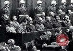Image of Nuremberg trials Nuremberg Germany, 1946, second 16 stock footage video 65675030757