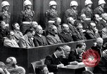 Image of Nuremberg trials Nuremberg Germany, 1946, second 17 stock footage video 65675030757