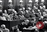 Image of Nuremberg trials Nuremberg Germany, 1946, second 18 stock footage video 65675030757