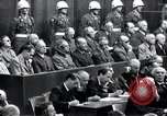 Image of Nuremberg trials Nuremberg Germany, 1946, second 20 stock footage video 65675030757