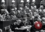 Image of Nuremberg trials Nuremberg Germany, 1946, second 22 stock footage video 65675030757