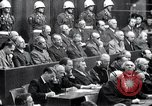 Image of Nuremberg trials Nuremberg Germany, 1946, second 23 stock footage video 65675030757