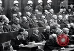 Image of Nuremberg trials Nuremberg Germany, 1946, second 24 stock footage video 65675030757