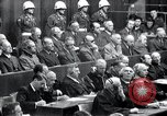 Image of Nuremberg trials Nuremberg Germany, 1946, second 25 stock footage video 65675030757