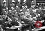 Image of Nuremberg trials Nuremberg Germany, 1946, second 27 stock footage video 65675030757