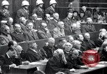 Image of Nuremberg trials Nuremberg Germany, 1946, second 29 stock footage video 65675030757