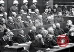 Image of Nuremberg trials Nuremberg Germany, 1946, second 30 stock footage video 65675030757