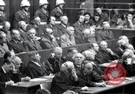 Image of Nuremberg trials Nuremberg Germany, 1946, second 31 stock footage video 65675030757