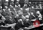 Image of Nuremberg trials Nuremberg Germany, 1946, second 32 stock footage video 65675030757