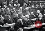Image of Nuremberg trials Nuremberg Germany, 1946, second 33 stock footage video 65675030757