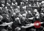 Image of Nuremberg trials Nuremberg Germany, 1946, second 34 stock footage video 65675030757