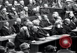 Image of Nuremberg trials Nuremberg Germany, 1946, second 36 stock footage video 65675030757