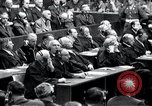 Image of Nuremberg trials Nuremberg Germany, 1946, second 37 stock footage video 65675030757