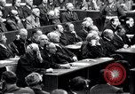 Image of Nuremberg trials Nuremberg Germany, 1946, second 38 stock footage video 65675030757