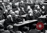 Image of Nuremberg trials Nuremberg Germany, 1946, second 39 stock footage video 65675030757