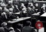Image of Nuremberg trials Nuremberg Germany, 1946, second 41 stock footage video 65675030757
