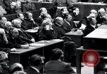 Image of Nuremberg trials Nuremberg Germany, 1946, second 42 stock footage video 65675030757