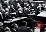Image of Nuremberg trials Nuremberg Germany, 1946, second 43 stock footage video 65675030757
