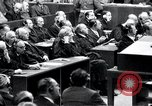 Image of Nuremberg trials Nuremberg Germany, 1946, second 46 stock footage video 65675030757