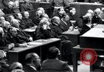 Image of Nuremberg trials Nuremberg Germany, 1946, second 50 stock footage video 65675030757
