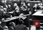 Image of Nuremberg trials Nuremberg Germany, 1946, second 51 stock footage video 65675030757